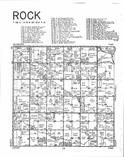 Rock T98N-R18W, Mitchell County 1994 Published by R. C. Booth Enterprises